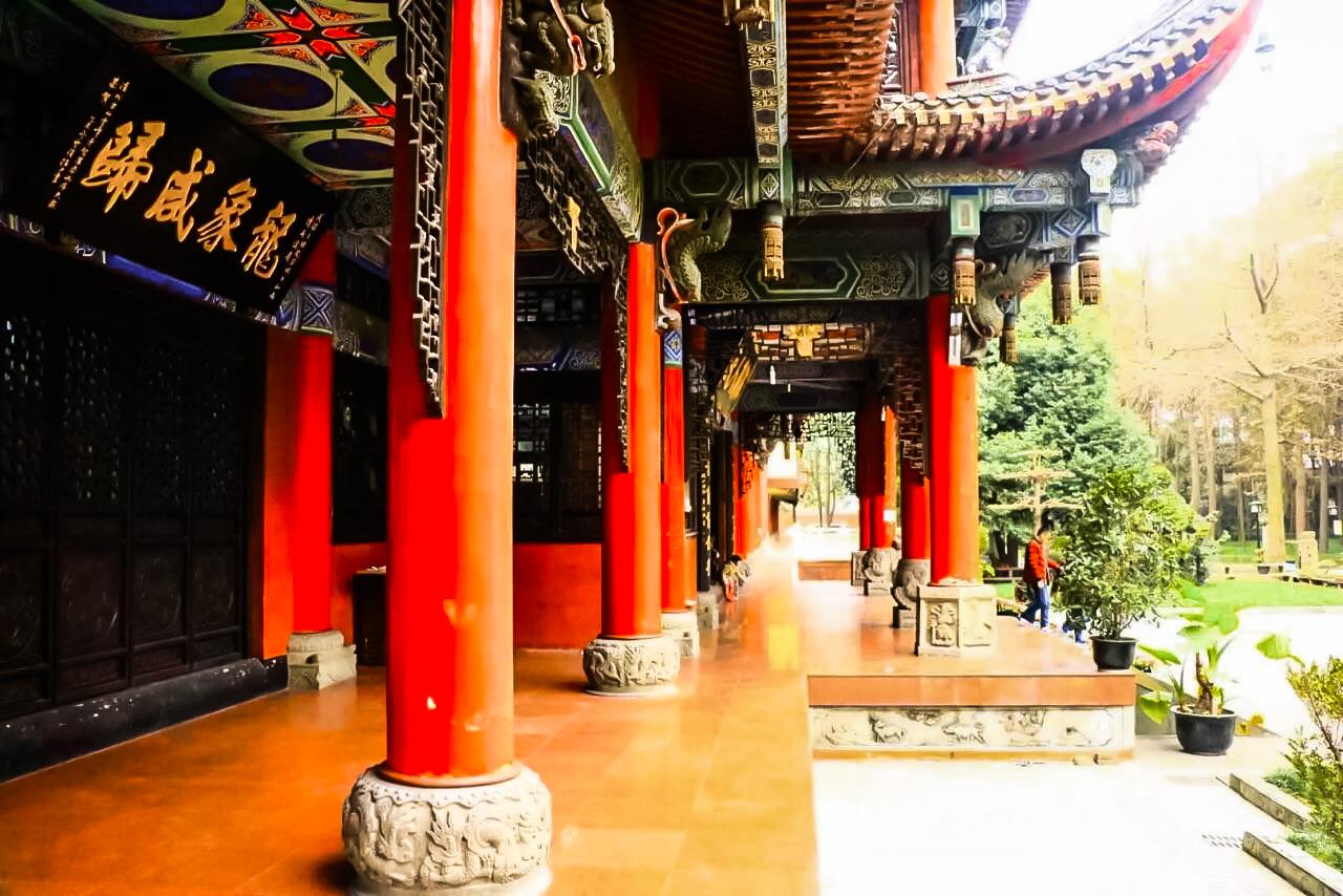 Les 3 Plus Beaux Temples De Chengdu