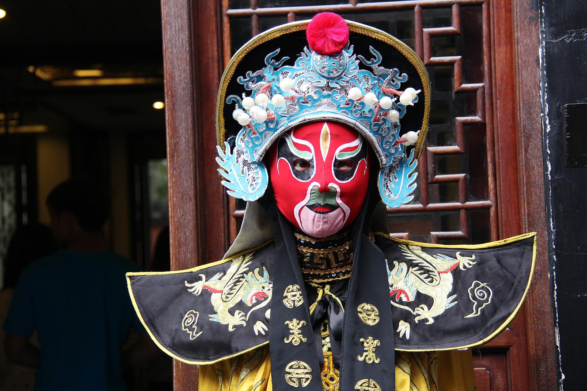 L'Opéra Du Sichuan