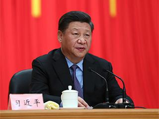 Le président chinois, Xi Jinping