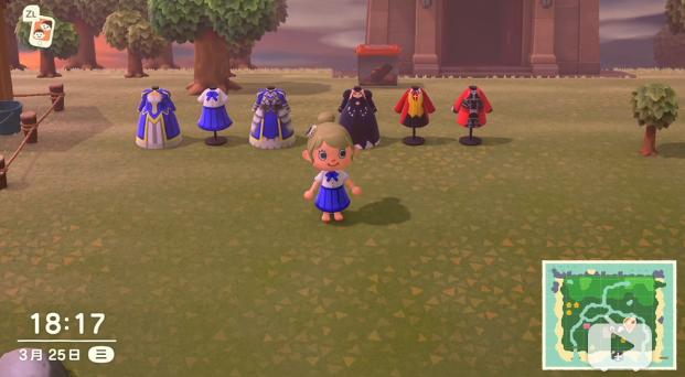Live streaming du jeu Animal Crossing sur Bilibili